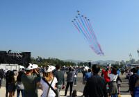 ニュース画像 1枚目:韓国空軍のブラックイーグルスもハイライトの1つ
