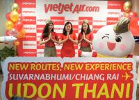 ニュース画像:タイ・ベトジェット、11月にウドーンターニーへ国内2路線を開設
