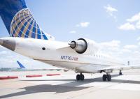 ニュース画像:ユナイテッド、シカゴ発着のアメリカ国内15路線にCRJ-550投入へ