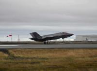 ニュース画像:NATOによるアイスランドの領空警備、伊空軍F-35Aが初めて展開