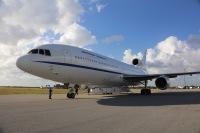 ニュース画像:L-1011「スターゲイザー」、NASAの電離層探査衛星打ち上げ成功