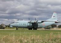ニュース画像:ロシア空軍An-12、ソユーズをカザフスタンからモスクワに輸送