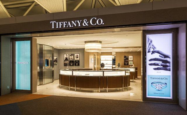 ニュース画像 1枚目:TIFFANY & Co. 中部国際空港店 店舗イメージ