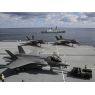 ニュース画像 5枚目:RAF F-35Bとクイーン・エリザベス