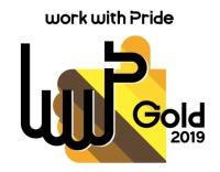 ニュース画像:川崎重工、LGBT指標「PRIDE指標」で2年連続「ゴールド」受賞