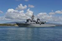 ニュース画像:海上自衛隊、バーレーン周辺海域で米主催の国際海上訓練に参加