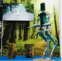 ニュース画像:ANA HD、米スタートアップ企業と屋外型アバターロボット開発で提携