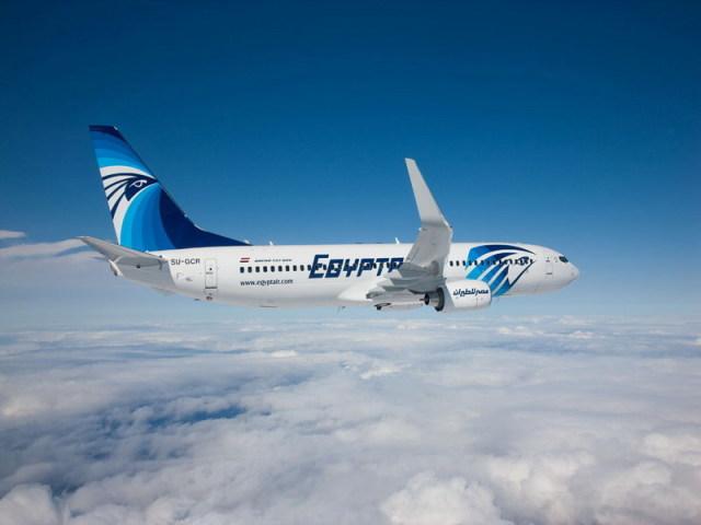 ニュース画像 1枚目:エジプト航空