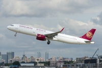 ニュース画像 1枚目:上海吉祥航空 A321