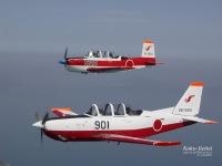 ニュース画像:防府北、10月20日にT-7が休日飛行 小月と山口駐屯地の記念行事