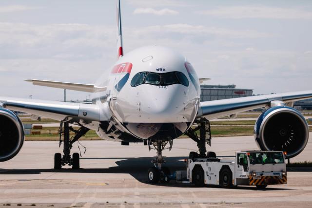 ニュース画像 1枚目:ブリティッシュ・エアウェイズ A350