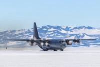 ニュース画像:南極大陸に夏到来、ニュージーランド国防軍が運用開始
