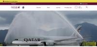 ニュース画像:カタール航空、ペナン経由のドーハ/ランカウィ線に就航 下旬には増便も
