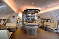 ニュース画像 2枚目:エミレーツ航空 A380の機内ラウンジ