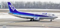 ニュース画像:ANA、737-500「JA302K」を抹消登録 9月24日付け