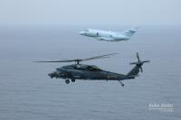 ニュース画像:芦屋基地、10月19日にU-125Aなどが訓練で休日飛行を実施