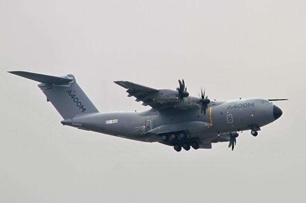 ニュース画像 1枚目:Airbus A400M 「EC-406」