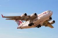 ニュース画像 1枚目:カタール・アミリフライトのC-17