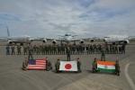 ニュース画像 3枚目:厚木航空基地に集結した日米印