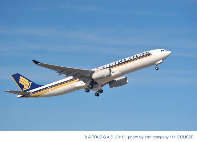 ニュース画像 1枚目:シンガポール航空 A330-300