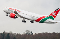 ニュース画像:ケニア航空、長距離路線で新座席「エコノミー・コンフォート」導入
