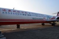 ニュース画像:遠東航空、10月末から福島/台北線の定期チャーター便を一部運航中止