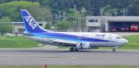 ニュース画像:ANA、737-500「JA356K」を抹消登録 9月27日付け