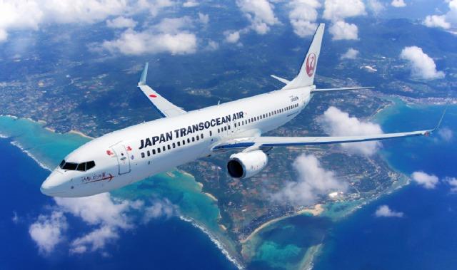 ニュース画像 1枚目:日本トランスオーシャン航空 737-800