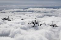 ニュース画像:フランス空軍、戦略空軍創立55周年で10月4日に記念式典