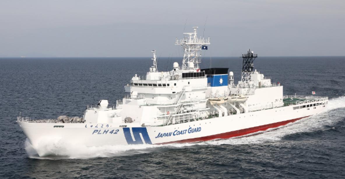 第十管区、来春までにヘリコプター搭載型新造巡視船2隻が就役 ...