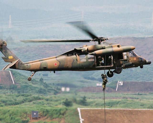ニュース画像 1枚目:UH-60JA