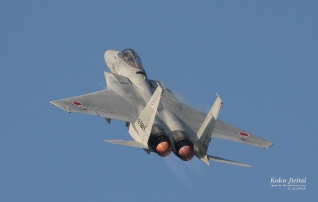 ニュース画像 1枚目:航空自衛隊 F-15