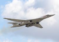 ニュース画像:ロシア空軍、Tu-160戦略爆撃機など計4機が南アフリカ訪問