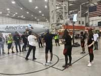 ニュース画像:アメリカン航空、NBA「マイアミ・ヒート」と提携拡大