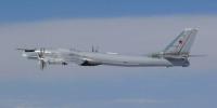 ニュース画像:ロシア空軍Tu-95爆撃機、日本海と東シナ海を飛行 空自が対応