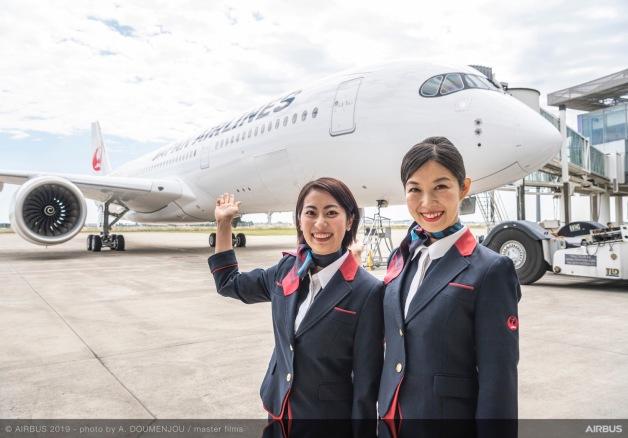 ニュース画像:日本の航空機登録、9月は3機目のA350など6機を新規登録