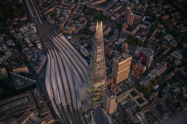 ニュース画像 1枚目:ザ・シャード、通称ロンドン・ブリッジ・タワー