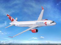 ニュース画像:チェコ航空、A220を発注 A320neoをA321XLRに変更も