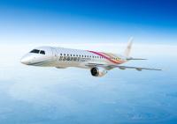 ニュース画像:中国のカラフル貴州航空、エンブラエルE190を17機発注 パリ・エアショー
