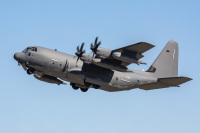 ニュース画像:1954年8月の初飛行以来、2,600機目ハーキュリーズは米空軍向け