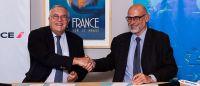 ニュース画像:エールフランスとエアカランが提携更新、日本経由で便利な接続を提供