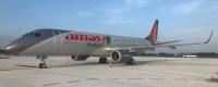 ニュース画像:CDBアビエーション、ボリビアのアマスゾナスにERJ-190を納入