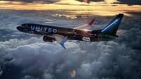 ニュース画像:ユナイテッド、スター・ウォーズ特別塗装機と機内安全ビデオを公開