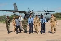 ニュース画像:フランス空軍、ミラージュ2000-5がエチオピアを訪問