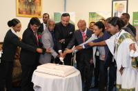 ニュース画像:エチオピア航空、アディスアベバ/バンガロール線に737-800で就航