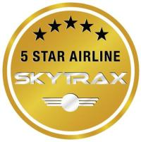 ニュース画像:JAL、スカイトラックスで「5スター」を2年連続獲得