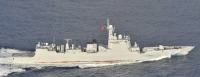 ニュース画像:海自P-3Cなど、中国海軍艦艇の宮古海峡通過と東シナ海への進出を確認