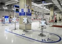 ニュース画像:NECの空港顔認証、2019年度グッドデザイン・ベスト100受賞