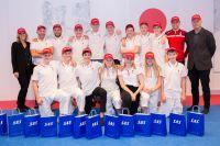 ニュース画像:SAS、11月にスカンジナビアから東京へ未来のオリンピック選手を輸送