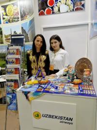ニュース画像:ウズベキスタン航空、「ツーリズムEXPOジャパン2019」に出展